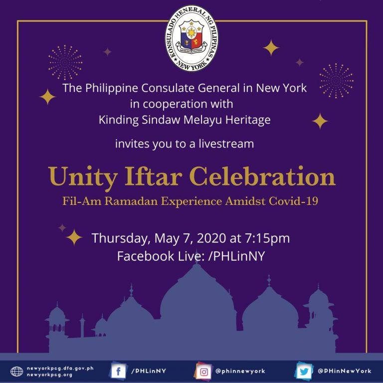 Unity Iftar Celebration