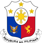 Coat of Arms of the Republic of the Philippines