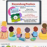 """""""Kwentuhang Pambata: Learning Filipino Language Through Storytelling"""" Episode 10: Bilog na Itlog"""
