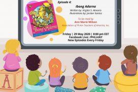 """""""Kwentuhang Pambata: Learning Filipino Language Through Storytelling"""" Episode 4: Ibong Adarna"""