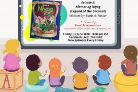 """Kwentuhang Pambata: Learning Filipino Language Through Storytelling"" Episode 5: Alamat ng Niyog (Legend of the Coconut)"