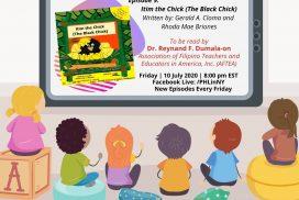 """Kwentuhang Pambata: Learning Filipino Language Through Storytelling"" Episode 9: Itim the Chick (The Black Chick)"