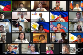 PH Consulate General Hosts Virtual Independence Day Celebration in New York