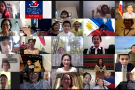 PH Consulate in New York Wraps Up 1st Virtual Paaralan sa Konsulado