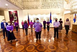 The Philippine Consulate General in New York Kicks Off National Women's Month Celebration