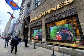 Filipino Christmas Kicks Off in New York  With Simbang Gabi, Parols