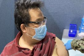 New York Consulate General Personnel Get Vaccinated