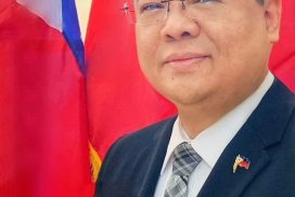 Former Philippine Envoy to Libya is now Consul General in New York